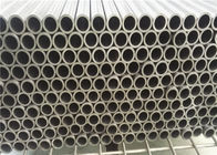 OD 6mm Seamless Hollow Structural Steel Tube Hot Dipped Galvanized Surface