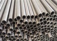 Nickel White Cold Rolled Steel Tube Hollow Additionally Treated For Inner Cylinder