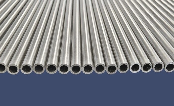 Cold Rolling Precision Seamless Steel Tubes Bright Annealing φ120 Outer Diameter