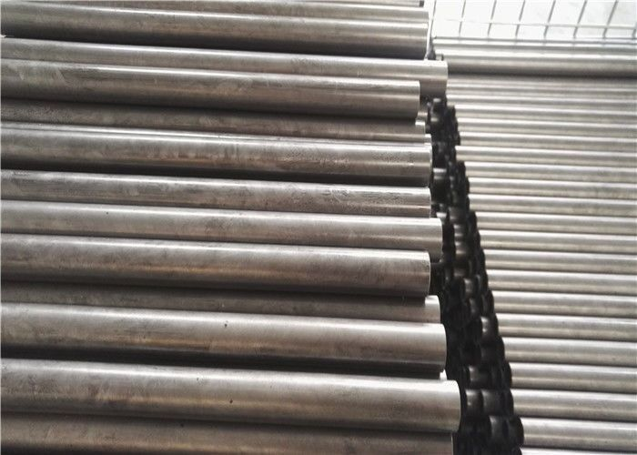 High Accuracy Hollow Steel Tube , Auto Industry Steel Tube Pipe Welded